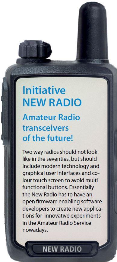New radio 2