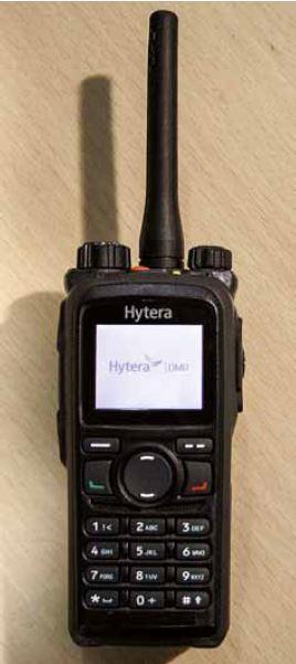 Hytera PD785 electron