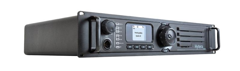 De Hytera RD985, de meest gebruikte DMR repeater in Nederland