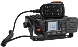 De Hytera MD785 mobiele zendontvanger voor DMR
