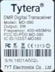 TYT390